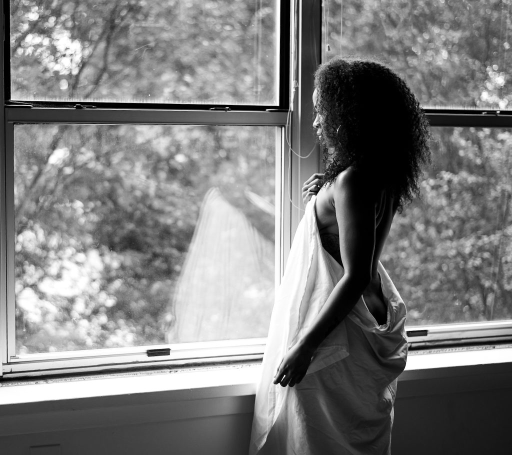 boudoir photoshoot atlanta