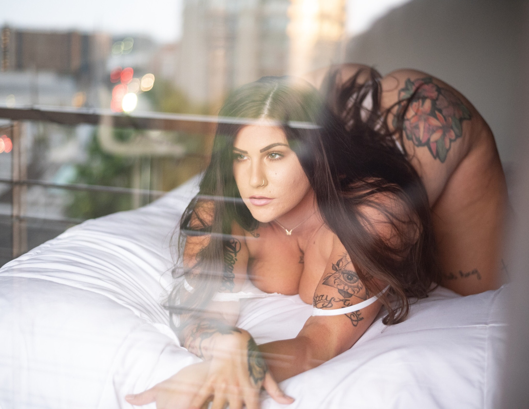 boudoir photoshoot atlanta