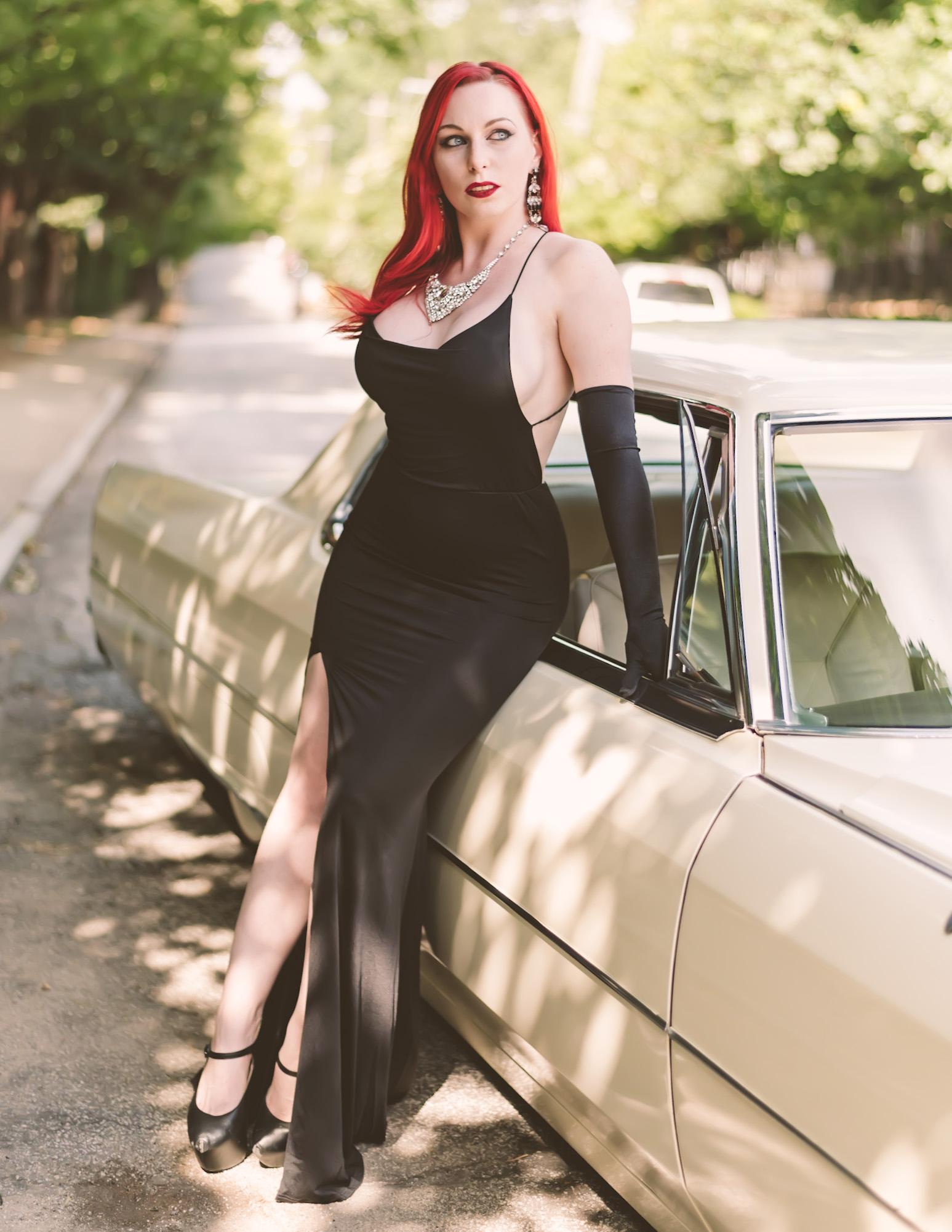 Classic Car Portrait Session Atlanta Virginaperture